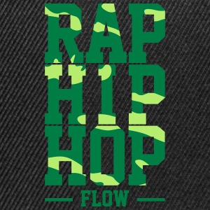 Rap Hip Hop Flow - Snapback Cap