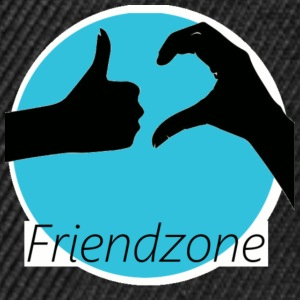 friend zone - Snapback Cap