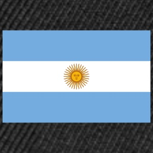 National Flag Of Argentina - Snapback Cap