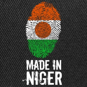Made In Niger - Snapback Cap