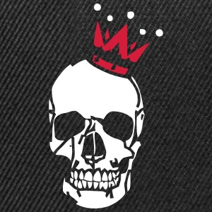 Skull Crown - Casquette snapback