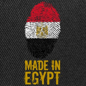 Made in Egypt / Gemacht in Ägypten مصر - Snapback Cap