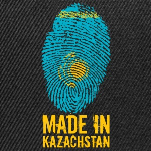 Made in Kazakhstan / Made in Kazakhstan - Snapback Cap