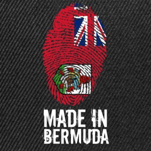 Made In Bermuda - Snapback Cap