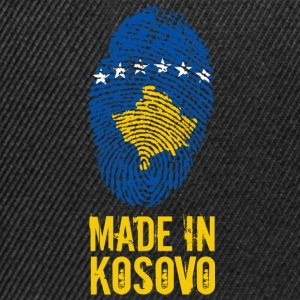 Made in Kosovo / Made in Kosovo Kosova Kosovë - Snapback Cap