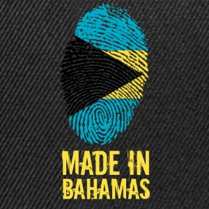 Made In Bahamas - Snapback Cap