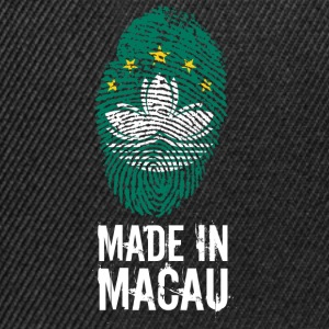 Made In Macau / Macau / 澳門 / 澳门 - Snapback Cap