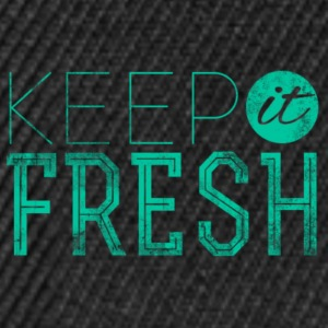Kepp IT FRESH - Snapback cap