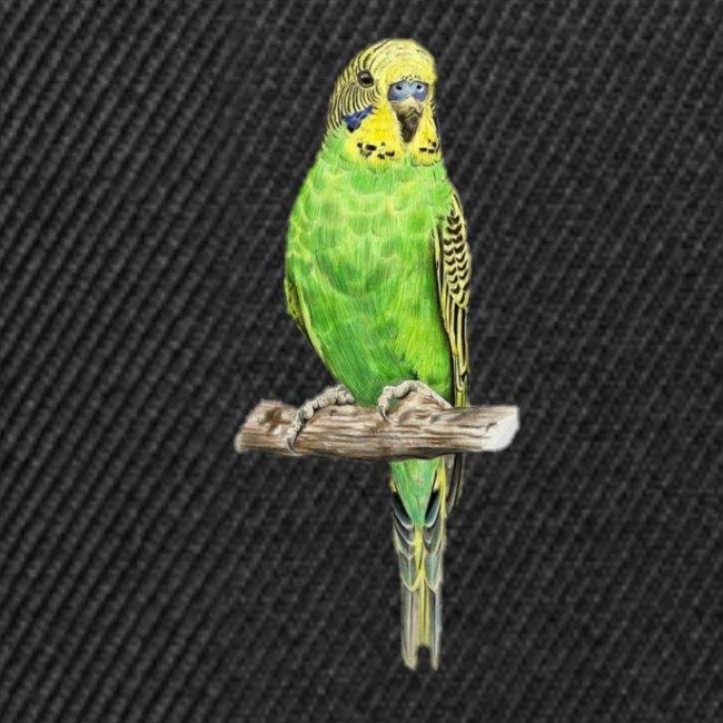 Green bird amazon perico