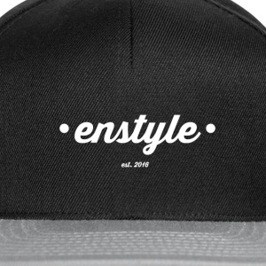 sac Enstyle - Casquette snapback