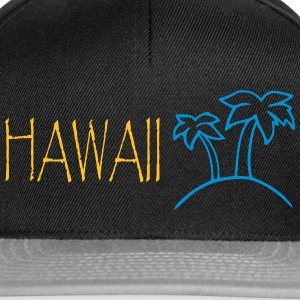 HAWAII - SIMPLE - Snapback Cap