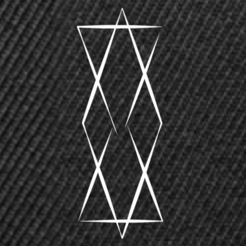 Jamior Logo Weiß - Snapback Cap