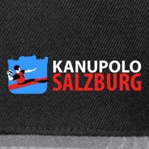 Kanupolo Logo No 1 gross 1800x600 negativ - Snapback Cap