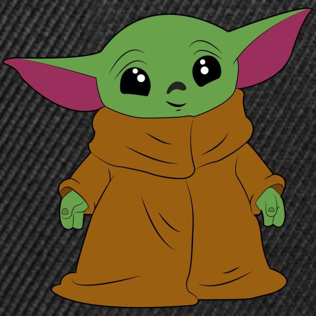 Baby Yoda hoddie