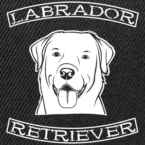 Labrador Retriever Kappen - Snapback Cap
