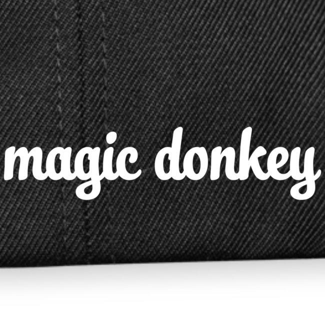 Magic Donkey Logo
