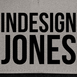 indesign jones - Snapback Cap
