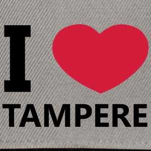 J'aime Tampere - Casquette snapback