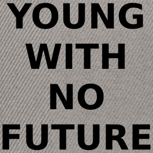 YOUNG WITH NO FUTURE - Snapback Cap