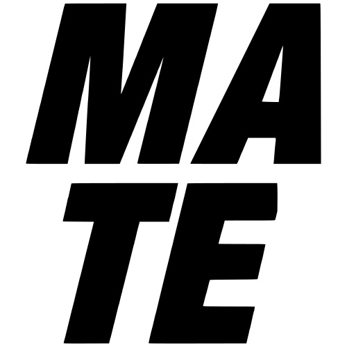 Accessoires | MATE-Schriftzug - Snapback Cap