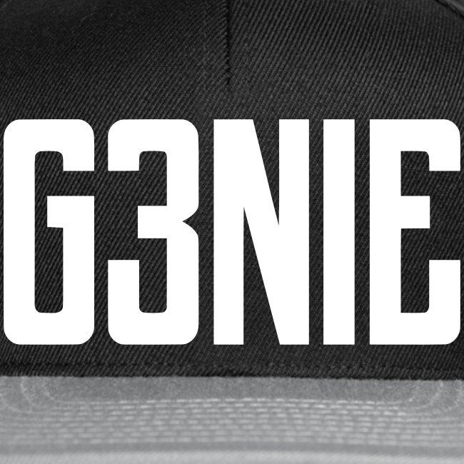 G3NIE snapback