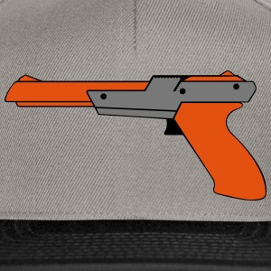 Nintend gun NES ZAPPER DUCK HUNT SUPER BROS - Snapback Cap