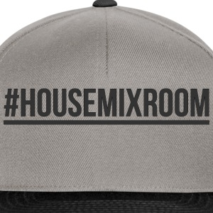 HouseMixRoom - Conception 001 Chico - Casquette snapback
