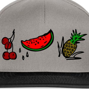 FRUITS - Casquette snapback