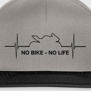 No_Bike_No_LIFE - Snapback-caps