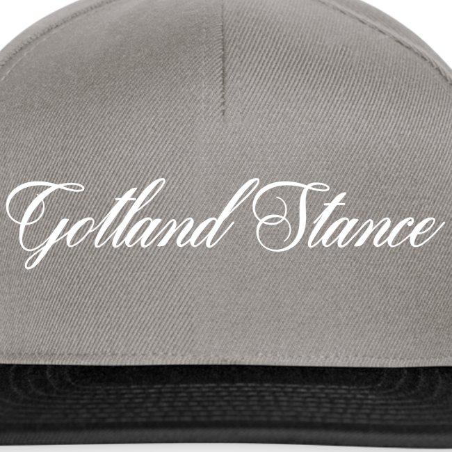 Gotland Stance vit