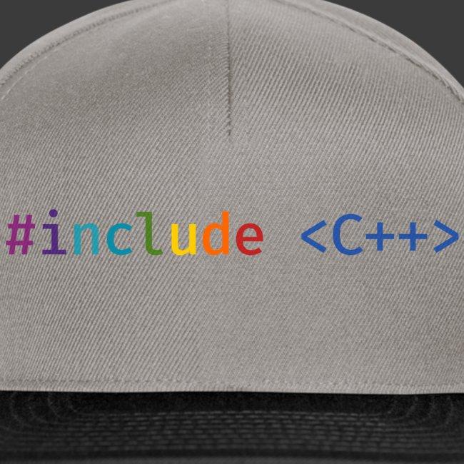 Rainbow Include