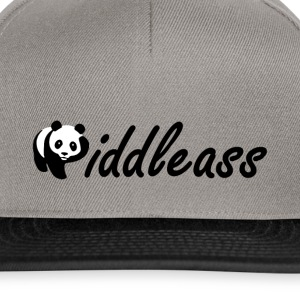 piddleass - Snapback Cap