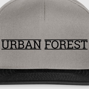 Urban forest - Snapback Cap