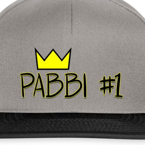 Pabbi - Snapback Cap