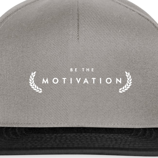 Sei die Motivation