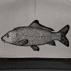 carp fishing - Snapback Cap