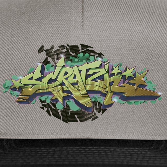 Scratch Graffiti Style