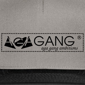 AGA GANG OFFICIAL - Snapback Cap