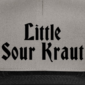 Little Sour Kraut Zuurkool - Snapback cap