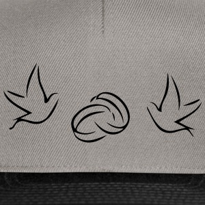 Pigeons (gifteringer) - Snapback-caps