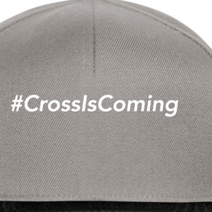 CrossIsComing - Casquette snapback