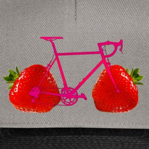 Strawberry Bike - Snapbackkeps