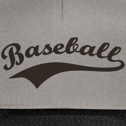 Baseball - Gorra Snapback