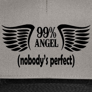99% angel - Snapback Cap