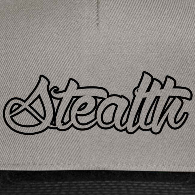 Stealth White Merch