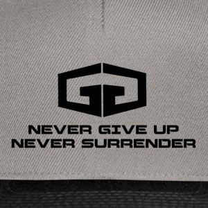 NeverGiveUp Sort - Snapback Cap