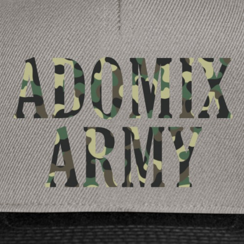 ARMY 1 - Casquette snapback