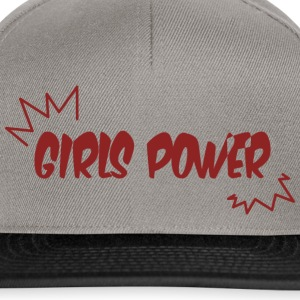 Girls Power - Casquette snapback