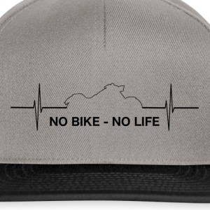 No_Chopper_No_LIFE - Czapka typu snapback