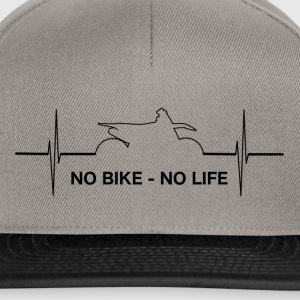 No_DirtBike_No_LIFE - Snapback Cap